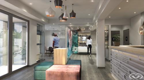 • New Showroom – Kramerville – Design & Render 2018 •