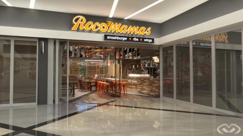 • New Restaurant – Zambia – Collaborative Design & Render 2018 •